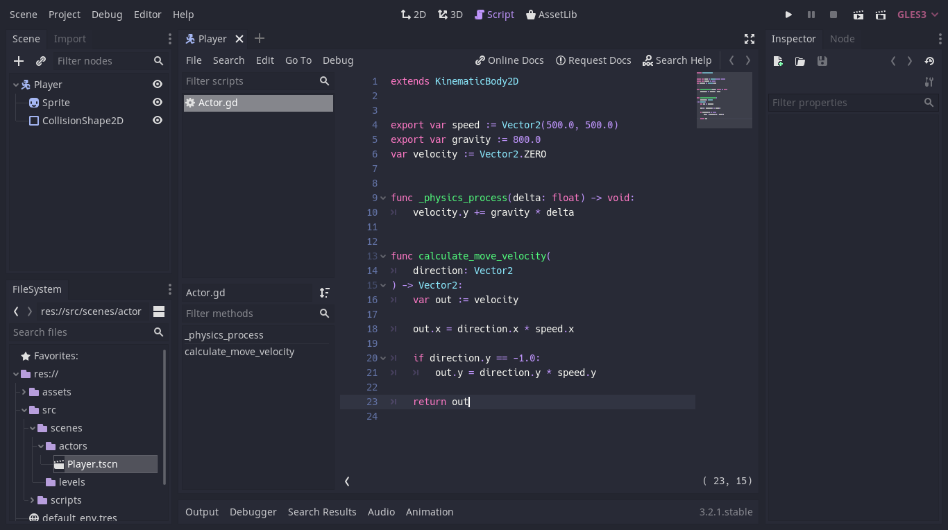 Godot Theme Preview