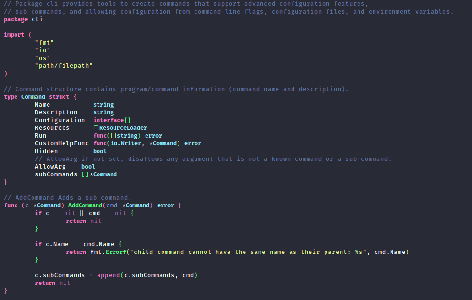 Spacemacs Theme Preview